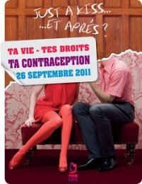 Journée Mondiale de la Contraception